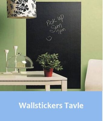 Tavle wallstickers